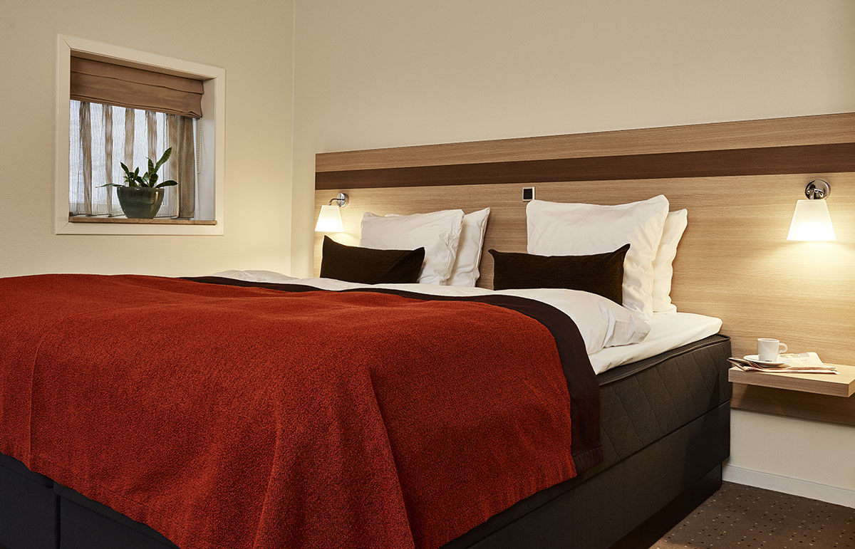 Værelse - Montra Hotel Sabro Kro