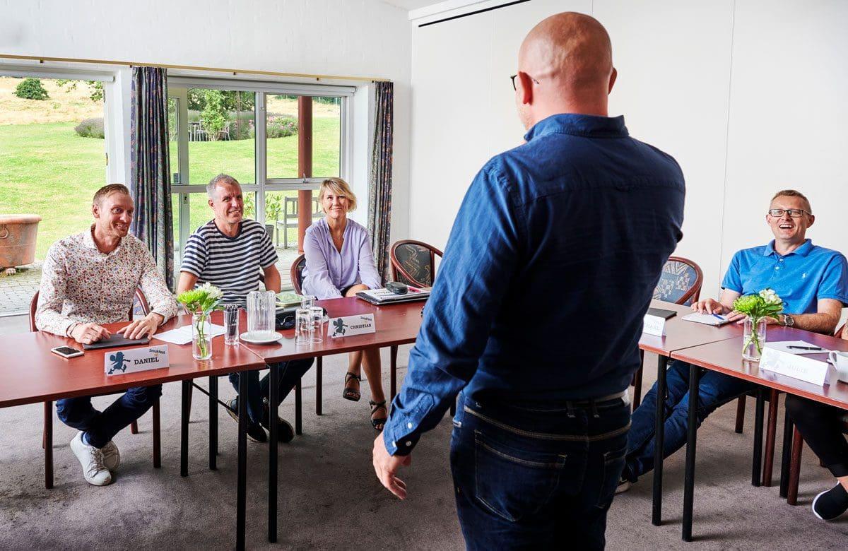 Møde og konference på Montra Odder Parkhotel