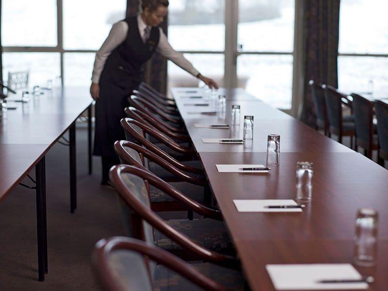 Mødelokaler på Montra Odder Parkhotel
