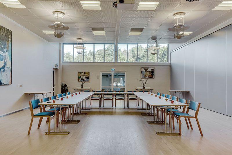 Mødelokaler på Montra Hotel Hanstholm