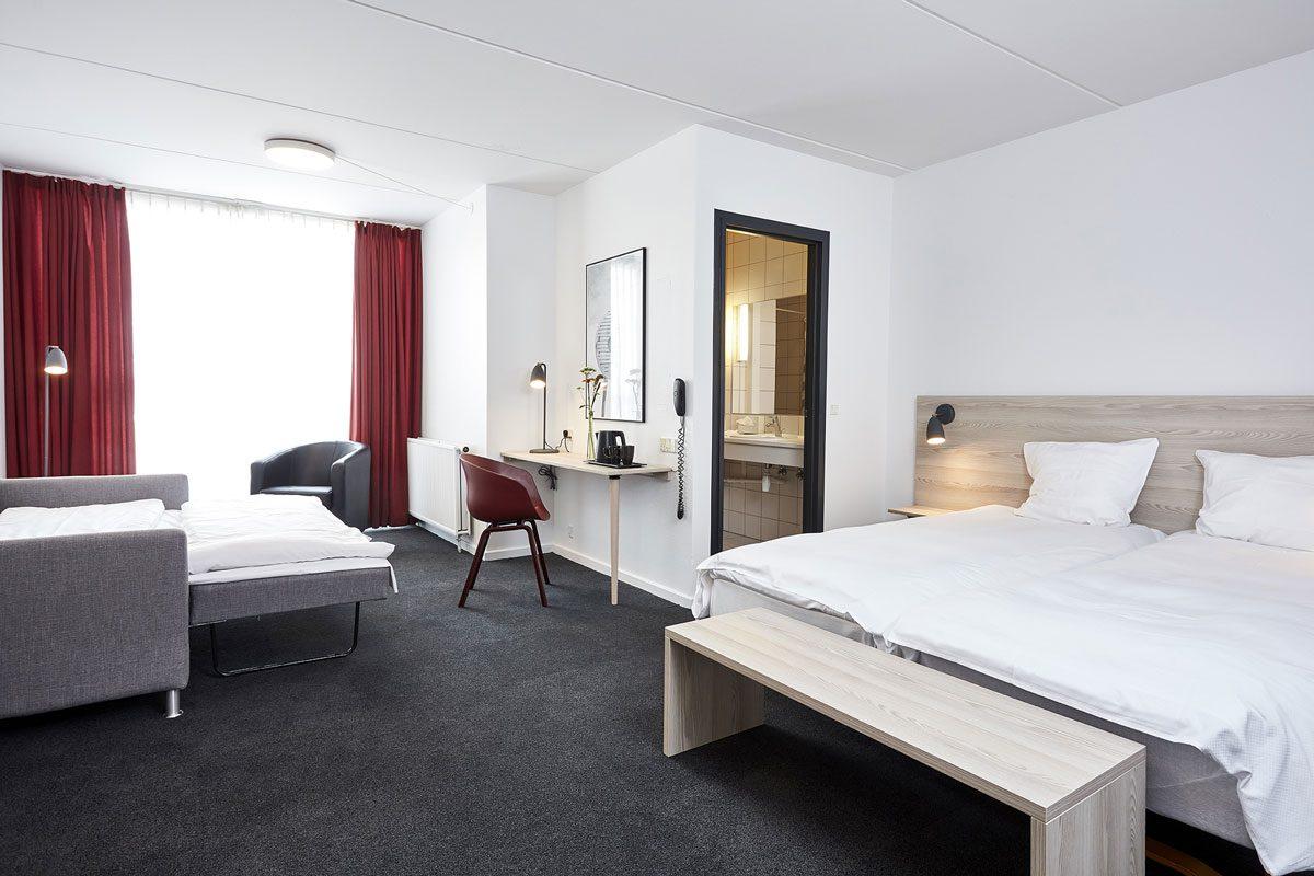 Værelse - Montra Skaga Hotel