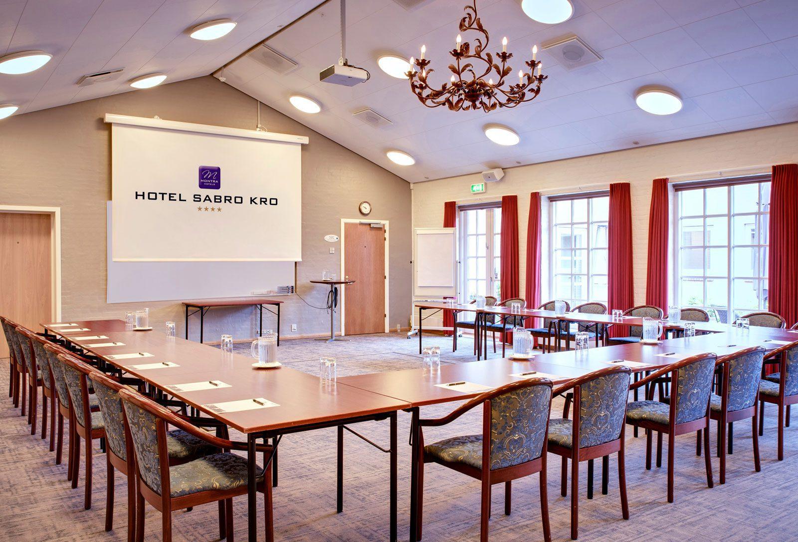 Møde og konference på Montra Hotel Sabro Kro