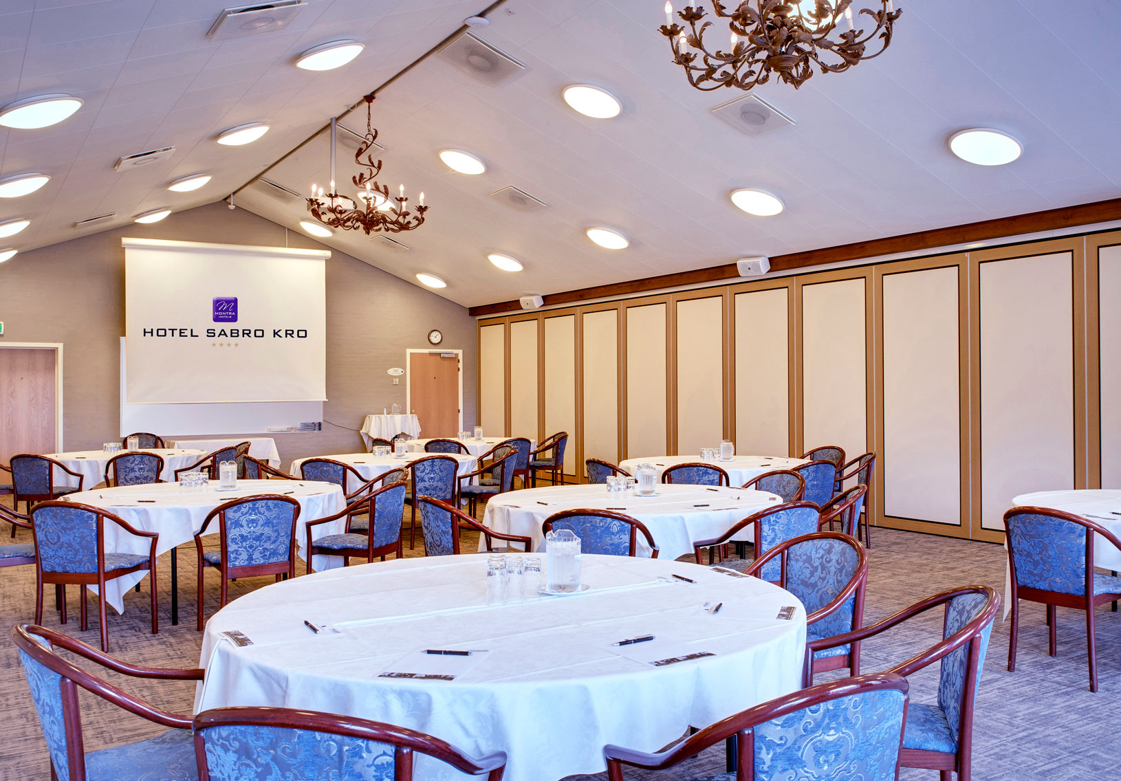 Konferencer på Montra Hotel Sabro Kro