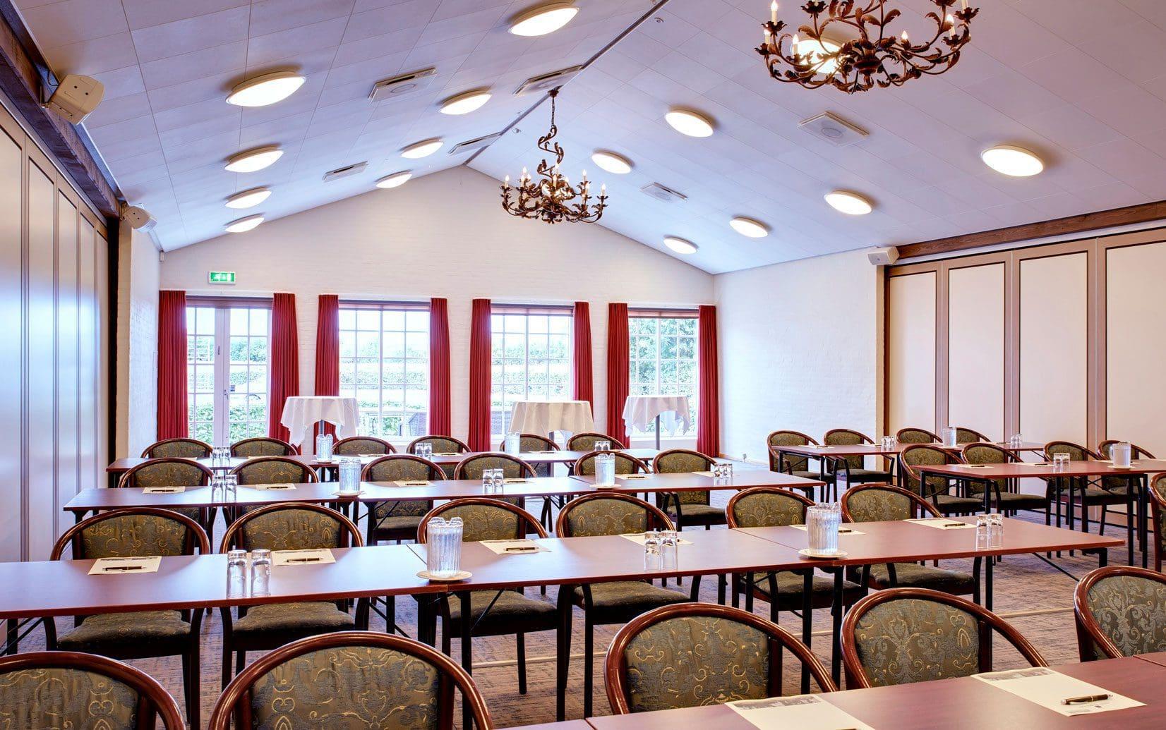 Konferencelokaler på Montra Hotel Sabro Kro