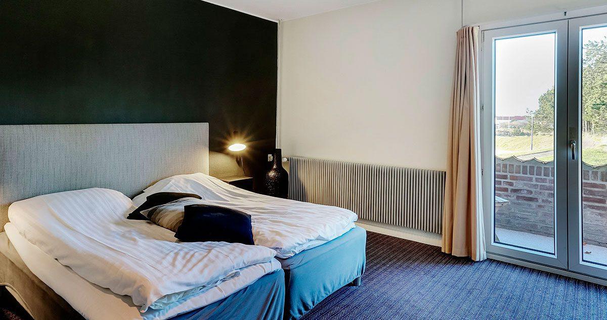 Værelse på Montra Hotel Hanstholm