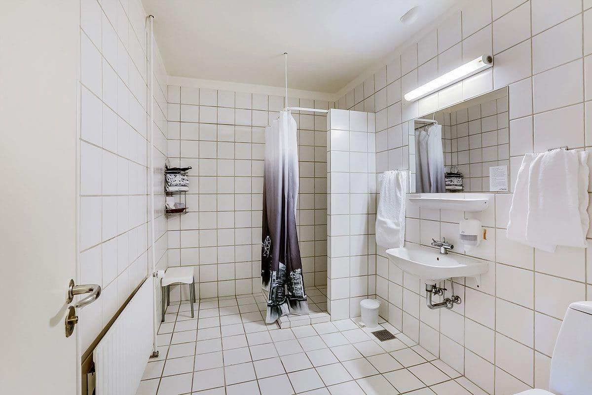 Badeværelse - Montra Hotel Hanstholm
